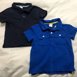 Gymboree Toddler Boy Polo Shirt Bundle